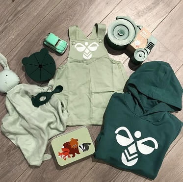 Grønn/Mint